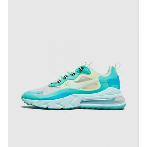 Nike Chaussure Air Max 270 React pour Homme - Vert - Taille 45 - Male