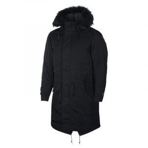 Nike Parka à capuche Sportswear Down Fill pour Homme - Noir - Taille L - Male