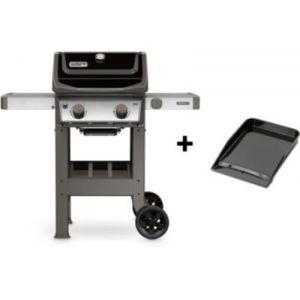 Weber Barbecue gaz Spirit II E-210 Gas Grill + plancha