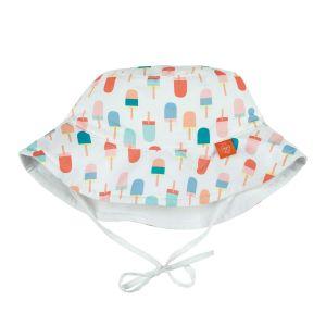 Lässig Chapeau anti-UV réversible Splash & Fun 6-18 mois