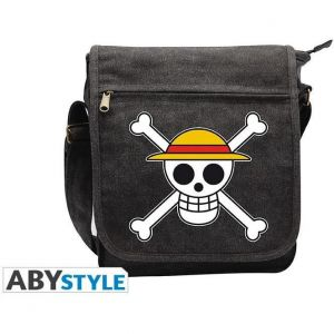 Abystyle Sac Besace One Piece - Skull - Petit Format