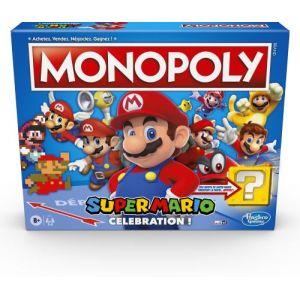 Hasbro Monopoly Super Mario Célébration
