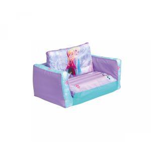 Someo Canapé convertible pour enfants La Reine des Neiges