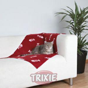 Trixie Couverture en fleece Beany, 100 x 70 cm
