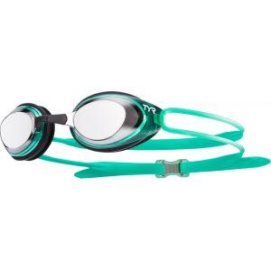 TYR Black Hawk Racing Polarized - Lunettes de natation Femme - turquoise Lunettes de natation