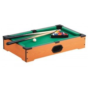 Mister Gadget Billard de table en bois