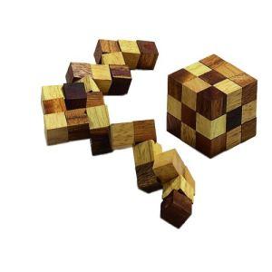 Gigamic Casse-tête : Le cube serpent (difficulté moyen)