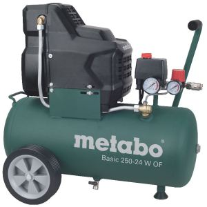 Metabo Basic 250-24 W OF - Compresseur