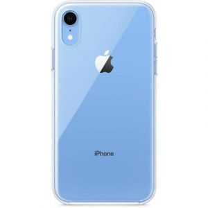 Apple Coque iPhone XR - Transparente