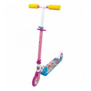 Smoby Patinette pliable 2 roues Maggie et Bianca