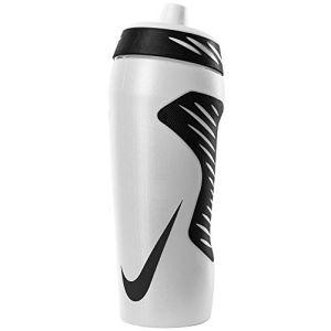 Nike Hyperfuel Clear 18oz Sports Water Bottle Fitness Gym Kit Yoga Cycling Bike Hydro