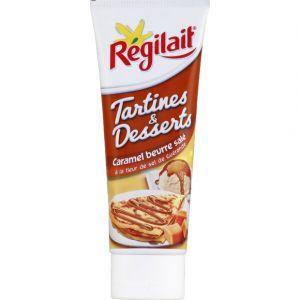 Régilait Tube de caramel beurre salé - Le tube de 300g