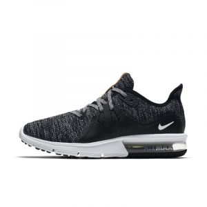Nike Chaussure Air Max Sequent 3 pour Femme - Noir - Taille 39 - Female