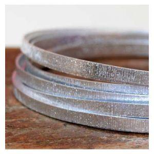 Vaessen Creative Fil aluminium plat 1mm (5m)