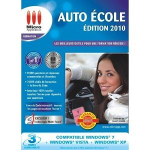 Auto Ecole 2010 pour Windows