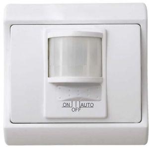Voltman VOM513510 Interrupteur détecteur de mouvement à encastrer 500 W