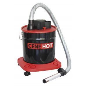 Ribimex CeneHot PRCEN008 - Aspirateur à cendres chaudes et froide
