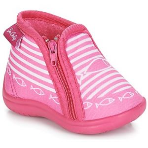 Be Only Chaussons enfant TIMOUSSON rose - Taille 27,28,29,30,31,32,33,34,35