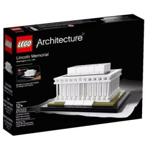Lego 21022 - Architecture : Lincoln Memorial