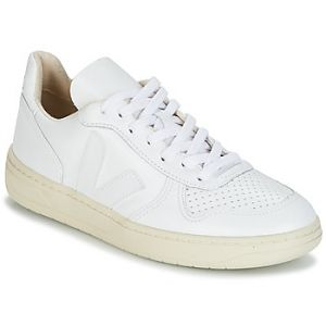 Veja V 10 Lo Sneaker chaussures blanc blanc 46 EU