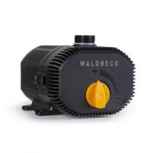Waldbeck Nemesis T60 pompe de bassin 60 W hauteur de refoulement 3,3 m débit 4700 l/h