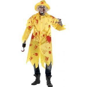 Déguisement zombie pêcheur Halloween (taille L)