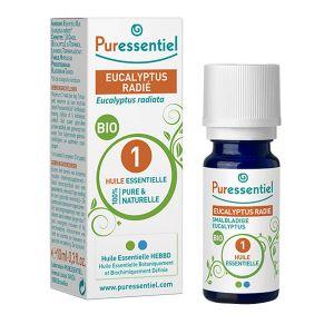 Puressentiel Huile essentielle - Eucalyptus radié bio, 10 ml