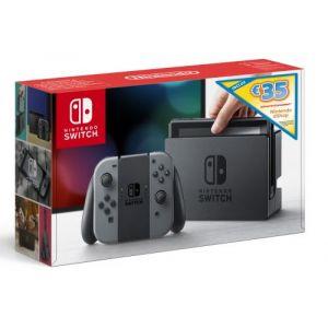 Nintendo Console Switch Grise Edition Limitée