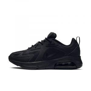 Nike Chaussure Air Max 200 pour Femme - Noir - Taille 37.5 - Female