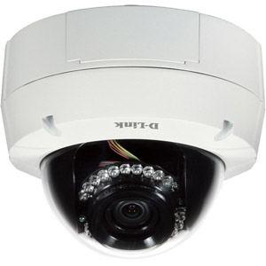 D-link DCS-6513 - Camera réseau exterieur dôme jour et nuit
