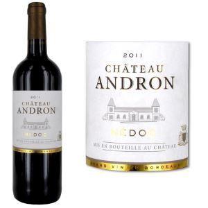 Château Andron 2011 - Vin rouge de Bordeaux (AOC Médoc)