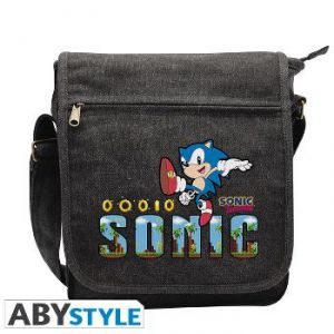 Abystyle Sac besace Sonic & Rings
