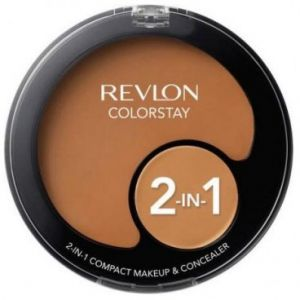 Revlon ColorStay 2 en 1 N°400 Caramel - 11 g / 1,3 g