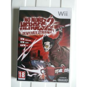 No More Heroes 2 : Desperate Struggle [Wii]