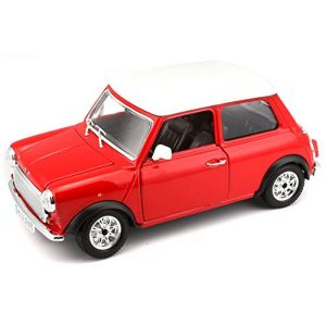 Bburago Mini Cooper 1969 : Echelle 1/24