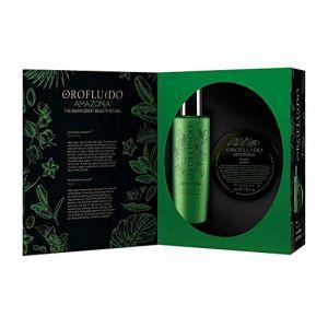 Orofluido Coffret Edition Spéciale Amazonia - Masque et shampooing