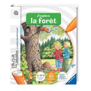 Ravensburger Tiptoi : J'explore la forêt