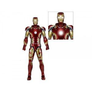 Neca Iron Man 1/4 Scale Mark 43 45 cm - Figurine Avengers 2