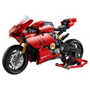 Lego Technic Ducati Panigale V4 R - 42107, Jouets de construction
