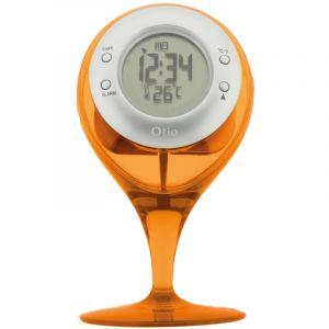 Otio Thermomètre à eau H2O sur pied orange