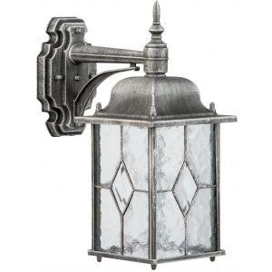 MW Applique extérieure lanterne carrée rétro style rustique LIGHT
