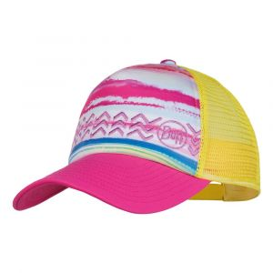 Buff Couvre-chef -- Trucker Cap Kids Patterned - Elytra Multi - Taille One Size