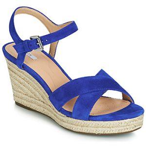 Geox Sandales D SOLEIL bleu - Taille 36,37