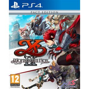 YS IX: Monstrum Nox - Pact Edition (PS4) [PS4]