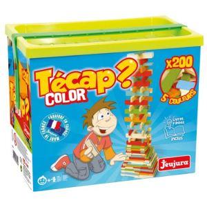 Jeujura Técap Color 200 pièces