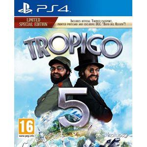 Tropico 5 sur PS4