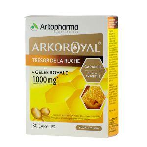 Arkopharma ArkoRoyal Gelée Royale 1000mg - 30 capsules