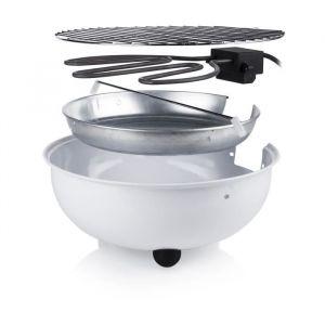 Tristar BQ-2882 - Barbecue électrique de table 1250 Watts
