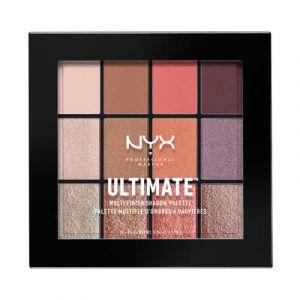 NYX Cosmetics Ultimate - Palette multiple d'ombres à paupière