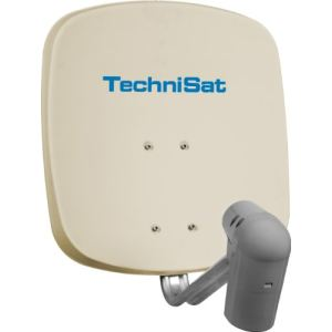 TechniSat Satman 45 - Antenne parabolique LNB Unysat Twin